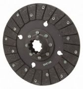 "Massey Ferguson PTO Clutch Plate 9"" Course Spline"